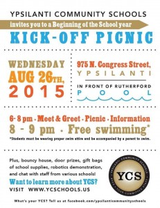Ypsilanti back to school meet and greet