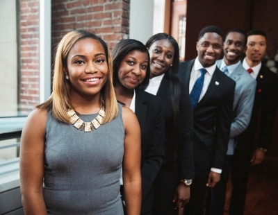 Thurgood Marshall College Fund Scholars