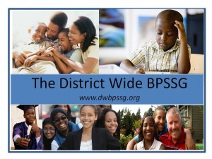 District Wide Black Parents Student Support Group