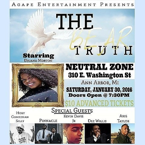 The Bear Truth-Agape Family Entertainment